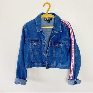 🦋 3/$30 Forever 21 denim jacket